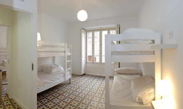 Valencia Lounge Hostel : Valencia lounge hostel Валенсия